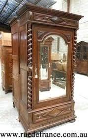 Computer Armoire With Pocket Doors Single Door Armoire Wardrobe Blackcrow Us