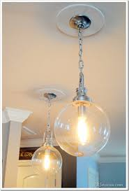 Convert Recessed Light To Pendant Pbjstories Converting A Recessed Light To A Hanging Pendant Light