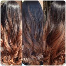 highlights vs ombre style balayage highlights and balayage ombre for spring 2014 brown sun
