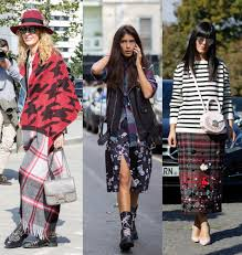 How To Mismatch Classic Patterns This Fall Laiamagazine