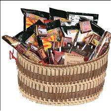 coffee and tea gift baskets gourmet coffee gift basket with organic fair trade chocolates and