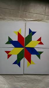 Barn Quilt Art Mary Knapp Author Of Star Quilts