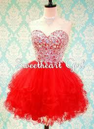 sweetheart cute sweetheart mini ball gown prom dress