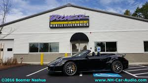 porsche 911 custom porsche 911 turbo s cabriolet beltronics stir custom installation