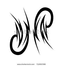 tribal thorn graphics download free vector art stock graphics