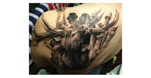 30 best hunting tattoos on the internet