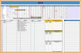 Resume Template 2014 Excel Calendar Templates 2014 Linear Calendar Excel Jpg Scope Of