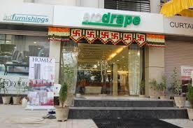 Drape Store Arodrape Navrangpura A D Furnishing Furnishing Retailers In
