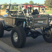 jeep buggy for sale ls powered jeep mj rock crawler off road buggy one of a kind