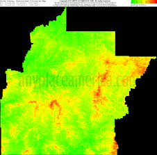 County Map Of Mississippi Free Hinds County Mississippi Topo Maps U0026 Elevations
