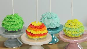 ruffle cake pops recipe tastemade