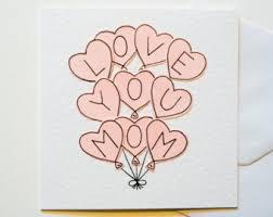 i love you mama bear card mother u0027s day card mama bear