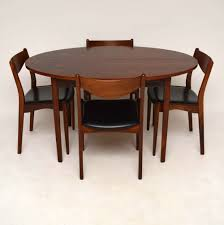 danish rosewood retro dining table vintage 1960 u0027s retrospective