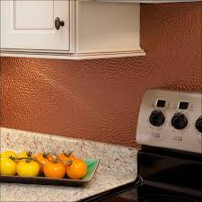 kitchen copper backsplash kitchen room marvelous hammered copper backsplash faux copper