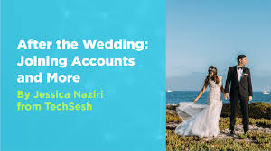 after wedding after the wedding joining accounts more mintlife
