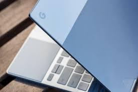 google pixelbook first look a stunning 1 000 laptop the verge