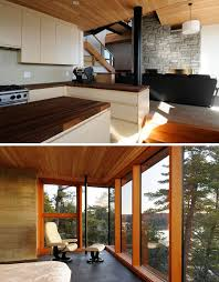 gorgeous u0026 green split level lake house goes off the grid