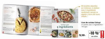 livre cuisine colruyt blokker promotion puur pascale 2 produit maison blokker livres