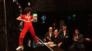 Snl Red Flag In This Sopranos Parody 50 Year Old Dancer Sally O U0027malley Molly