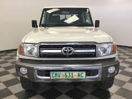 land cruiser toyota 2016 used toyota land cruiser 79 4 0p p u d c v6 4x4 m t for sale