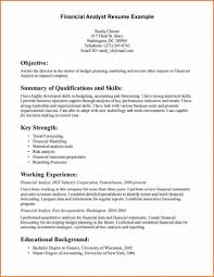 Sample Accounting Resume Objective Accounting Resume Skills Summary Corpedo Com