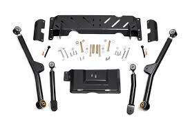 4 6in long arm upgrade kit for 84 01 jeep xj cherokee rough