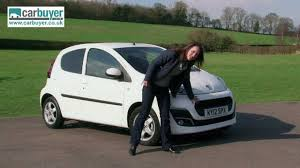 are peugeot good cars peugeot 107 hatchback review carbuyer youtube