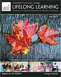 lifelong learning guide fall 2017 by greenfield community college