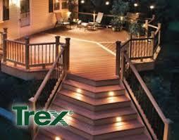 Trex Lighting Decking Goins Lumber
