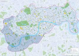 Mexico City Metro Map Pdf by Map Of London Bike Paths Bike Routes Bike Stations