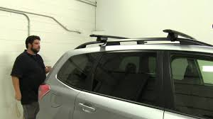 Subaru Forester 2014 Roof Rack by Review Of The Rockymounts Roof Rack On A 2016 Subaru Forester