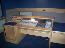 sony console desk studioracks