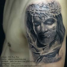 jesus christ portrait tattoo by pit fun crop 1454388878 jpg