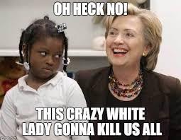 Crazy Lady Meme - crazy white lady imgflip