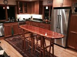 Wall Mounted Bar Table Redwood Surfboards Wall Mount Bar Tables Furniture Ebay