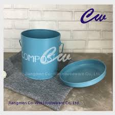 Compost Canister Kitchen Colorful Kitchen Garbage Can Colorful Kitchen Garbage Can