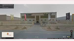 Map Service Center Technik Auto Service Center Co L L C General Service Workshop