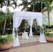 how to build a chuppah how to make a chuppah for wedding unique wedding ideas