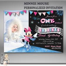 the 25 best minnie mouse birthday invitations ideas on pinterest