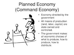 an economy in which production investment prices and incomes