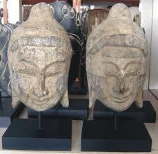 Decorative Buddha Head Thai Handicrafts U0026 Decorative Items Export From Chiang Mai Thailand