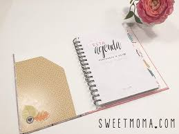 wedding planner agenda tutorial wedding planner otoñal sweet möma scrapbooking
