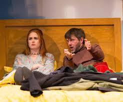 Alan Ayckbourn Bedroom Farce Theater Review Huntington Theatre Company U0027s U201cbedroom Farce