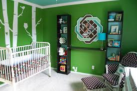 cool baby trend nursery center in nursery transitional with