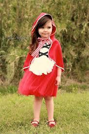 red riding hood costume red riding hood dress girls