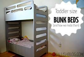 Crib Size Toddler Bunk Beds Toddler Bunk Bed Best 25 Toddler Bunk Beds Ideas On Pinterest Bunk