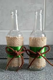 garrafa long neck decorada bottle craft and glass bottle