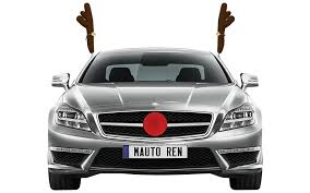 reindeer ears for car car antlers by mauto reindeer antlers for car with