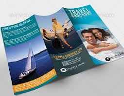 travel and tourism brochure templates free 13 best brochure design templates images on brochures