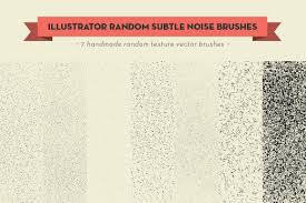 adobe illustrator random pattern vector random noise brushes brushes creative market